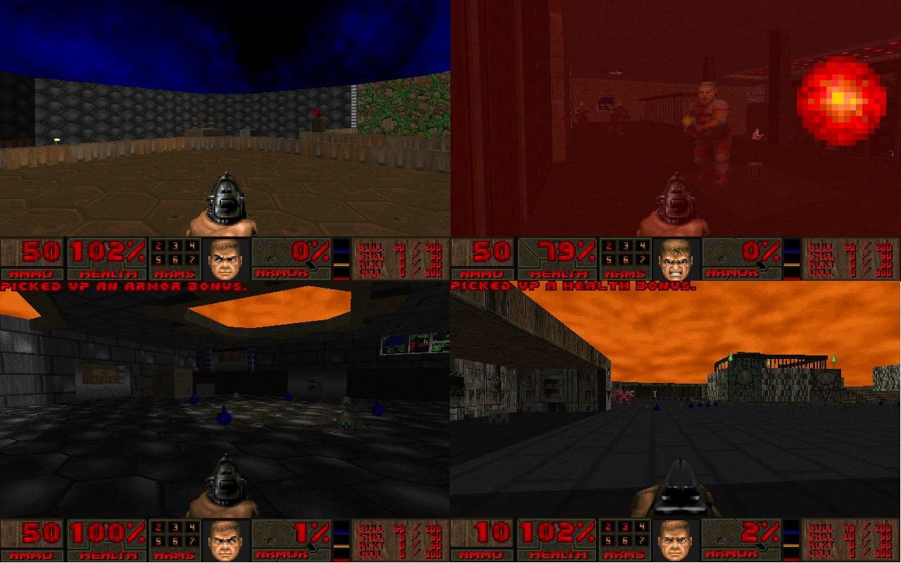 Chaingunner's wad pack - WADs & Mods - Doomworld