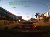ДТП 10.02.16 Тургенева-Северная