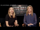 "Элизабет Олсен и Эмили Ванкэмп представили программу ""Girls Reforming the Future Challenge"""