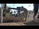 Сирия. Боевики Al-Qaeda из группировки Jabhat Al-Nusra благодарят боевиков FSA за доставку американских ПТРК TOW-1 11.2015