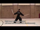 Ssanggeom 1 쌍검 머리치기 Twin Swords Head Strike