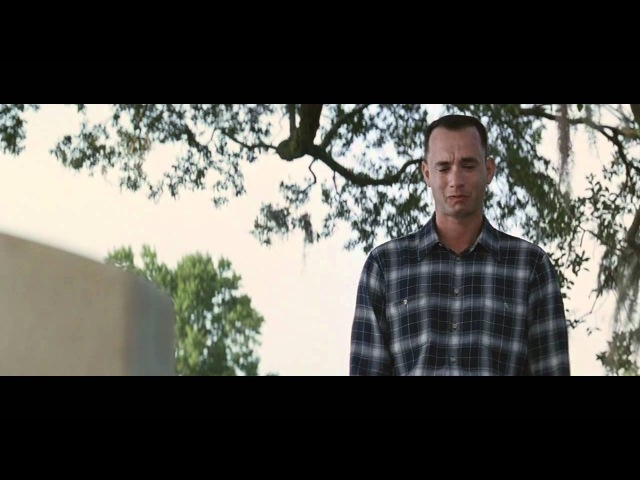 The best scene of Forrest Gump