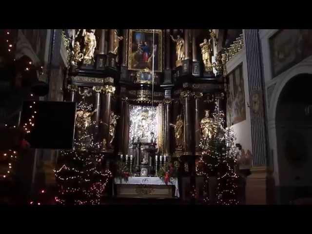 Organy w Świętej Lipce - Polonez Ogińskiego Pożegnanie Ojczyzny
