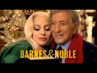 Леди Гага и Тони Беннетт спели про Рождество