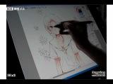 イラストレーター 岸田メル - Drawing with Wacom (DwW)