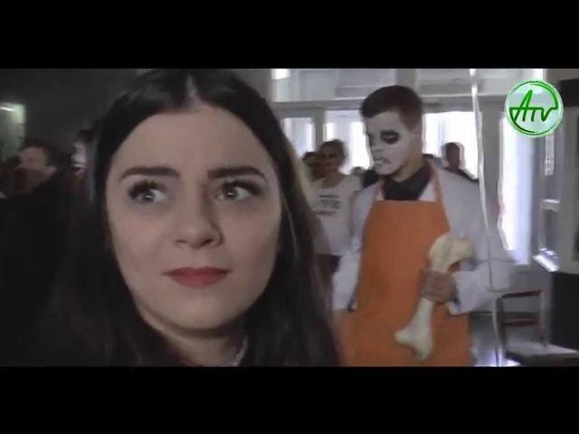 Випуск AgroTV - Halloween|ДДАЕУ 2015