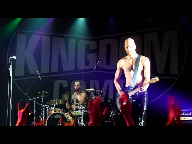 Kingdom Come - Do You Like It / Living Out Of Touch (Live in Moscow, 22.10.2011, Arena Moscow)