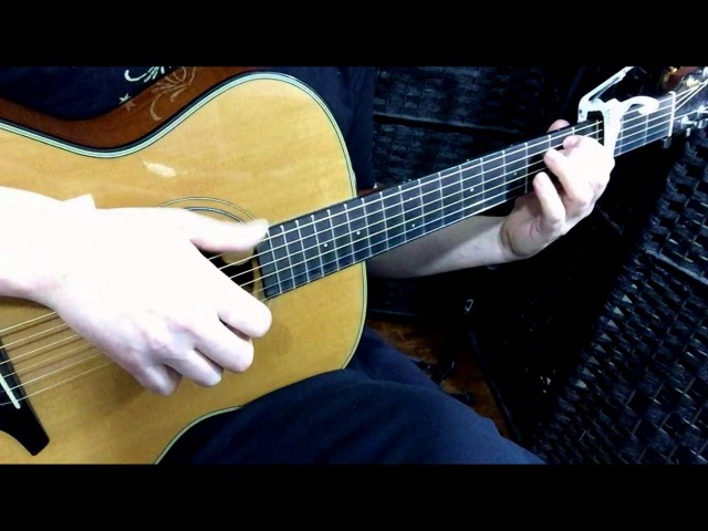 Elvis Presley - Cant Help Falling In Love - Fingerstyle Guitar