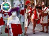 Сицилия и её праздники - Пасха в Италии. Страсти Христовы. Вокруг Света
