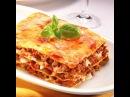 Лазанья болоньезе Итальянская кухня