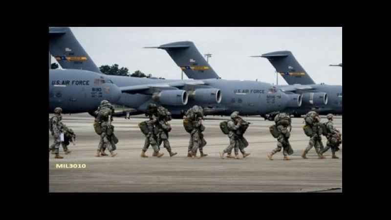 🔥 82-я Воздушно-десантная дивизия Армии США на учениях 82nd Airborne Division