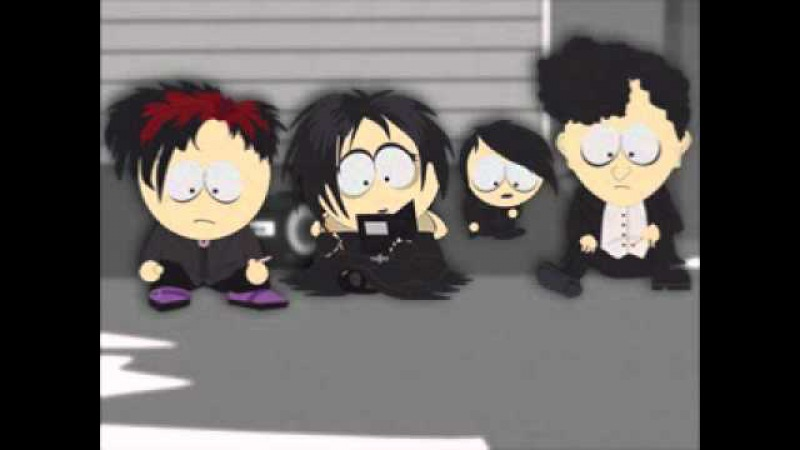 South Park Goth Song (Extended Version)