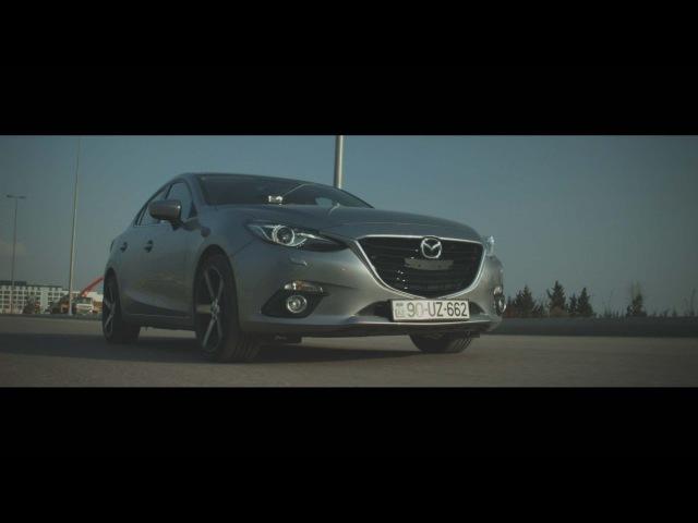 Mazda 3 2014 SKYACTIV Commercial Azerbaijan Азеры реклама - Азербайджанская реклама