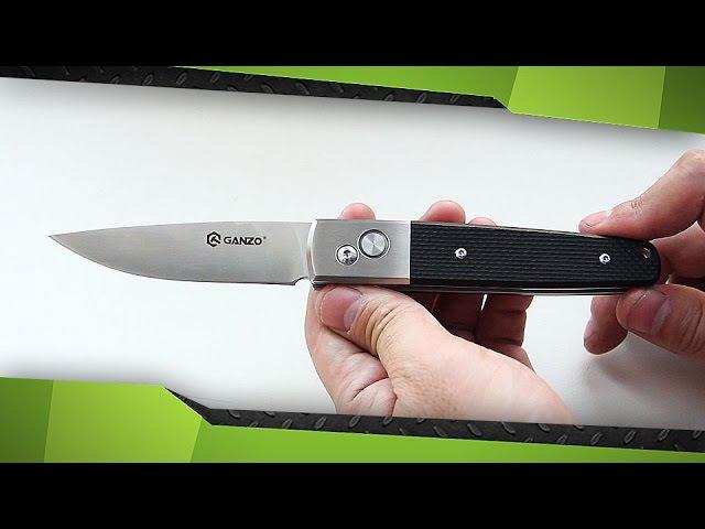 Нож Ganzo G7211 - первый взгляд