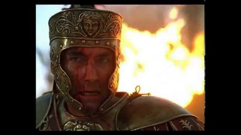 Последний Легион - песня Кардаполова - Last Legion - Battle Song of Roman Legionnaires