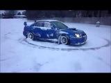 Mitsubishi Evo против Subaru STi WRX
