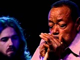 Carey Bell &amp Natu Blues Band - She's nineteen years old - Natu Nobilis Blues Festival 2002