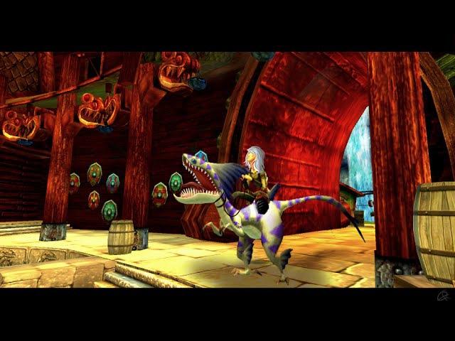 Как обработать скрин в игре Школа Драконов\\ SpeedPaint School Of Dragons