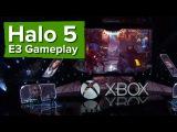 Halo 5 Campaign Gameplay Demo - E3 2015 Xbox Conference