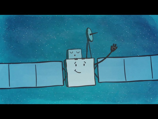 ESA's Rosetta Mission - the complete animated story of landing on a comet.