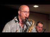 Jeff Coffin Is A Very Dangerous Man - Live at JEN 2013 with the Mega-Sax Ensemble