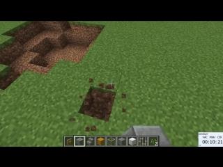 СТРОЙКА в майнкрафт за 20 минут - Minecraft - Майнкрафт карта