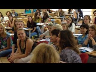 День практики. Комментарии автора после урока с погружением в немецкий язык с Еленой Чурзиной..