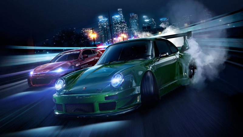 NEED FOR SPEED 2015 _ Soundtrack Mix - HipHop Trap Electro Music