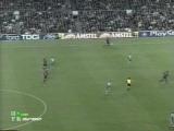 ЛЧ 2001-02. 1-4 финала. Ответный матч. Барселона - Панатинаикос 2 часть