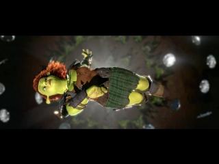 Шрэк навсегда / Shrek Forever After [2010]