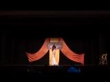 Tarabesque Festival Barcelona- Sara Sofia Fernandes - finalist at professional s