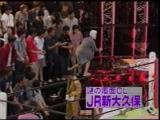 Mecha-Mecha Iketeru! #145 (2000.06.03) - Japan Womens Pro Wrestling 3: Kawamura & Horikoshi Nori VS Yazawa heart & Hikariura VS