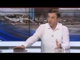 Шок !!! адекватный журналист прорвался на Украинское ТВ смотреть до конца