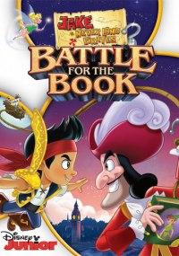 Jake y los piratas de Nunca Jamas: La Batalla por el libro