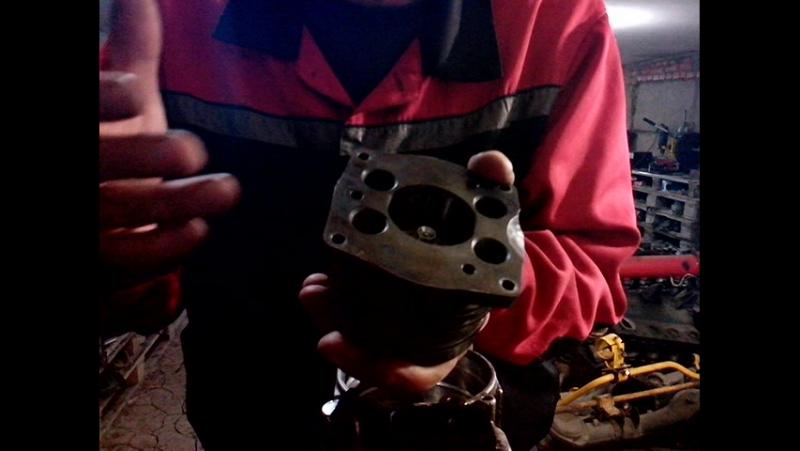 тнвд vp44 установка ротора часть-10я