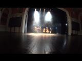 Съёмки клипа Тучи в Питере. Зазеркалье ActionCamera 3