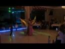 Анечка опять танцует. Жалко, света мало!
