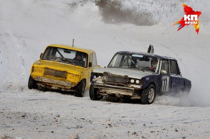 Юрий Морозов занял третье место в классическом автокроссе под Рязанью