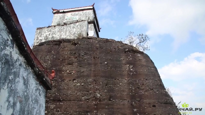 Юньнань, Цзингу. Часть 3. Сбор чая, Монастырь Да Ши Сы (Большой Камень)