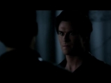 Stefan Tells Damon That He Loves Elena - The Vampire Diaries S03E13 - Bringing Out The Dead