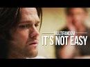 Multifandom || It's Not Easy