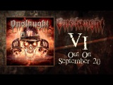 ONSLAUGHT - Chaos Is King (2013) official LYRIC video AFM Records