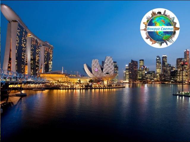 Азиатский круиз. Китай: Шанхай, Гонконг, Вьетнам, Сингапур. Круизные лайнеры. Вок ...