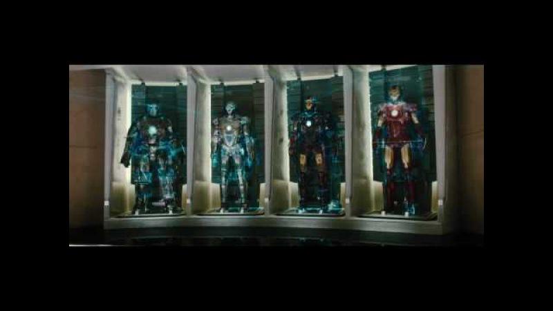 Трейлер Железный Человек 2 (2010)