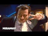 Pulp Fiction  'I Want To Dance' (HD) - Uma Thurman, John Travolta  MIRAMAX