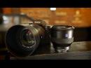 DRTV по-русски Обзор Zeiss Batis 25mm f 2 и 85mm f 1.8