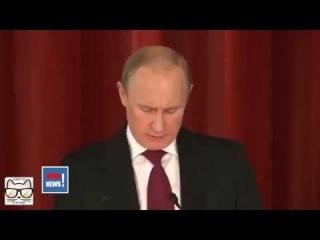 Владимир Путин заявил по поводу продолжения АТО на Украине!