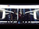 S.M. The Performance &amp Zedd_SPECTRUM_2012 SBS 'The Color of K POP' Part2_2012.12.29