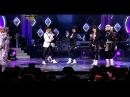 HD 110213 SBS 김정은의 초콜릿 인피니트INFINITE VS 틴탑Teen Top 댄스 배틀