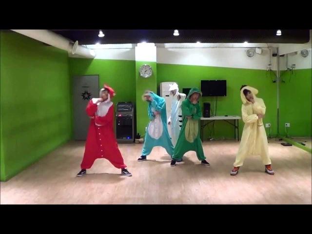 NU'EST 뉴이스트 - Sleep Talking (잠꼬대) Kigurumi Dance Cut